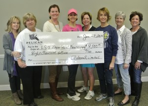 Aces Against Aneurysm Donation