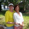 Tournament committee members Rebecca Winchell and Deb Fournet